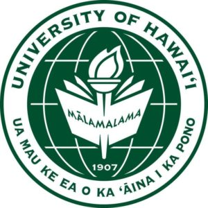 Logo of University of Hawai'i Manoa