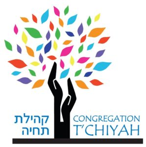 Logo of Congregation T'chiyah