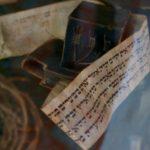 Tefillin in Amsterdam Bijbels Museum